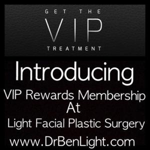 Plastic Surgery - VIP membership program